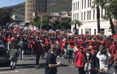 Cosatu strike report from three cities