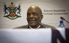 Job Mokgoro aims to restore confidence in the North West government