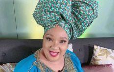 TV personality Vinolia 'V-Mash' Mashego passes away