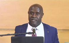 SABC CEO James Aguma's resignation halts probe against him