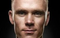 Chris Froome on getting hitched while on holiday