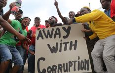 SA perception of corruption remains the same as last year