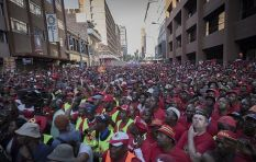 'Blame Madiba  and Mbeki for Eskom' - unions vow to fight Budget 2020 wage cuts