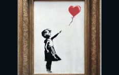 Stunt or statement? R20m Banksy artwork self destructs at auction