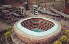 Stadium Management SA helps budding engineer fulfil his dreams
