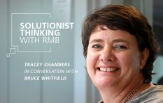 Solutionist Thinking: In Conversation with Tracey Chambers