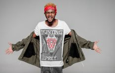 Watch Kwesta playing his Ngud' live on Afternoon Drive