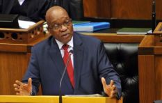 What does Zuma's laughter in Parliament mean?