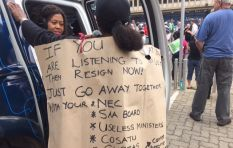 #ZumaMustFall protests spark national debate