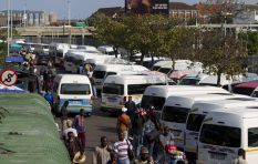 What's behind the taxi violence at Mall of Africa?