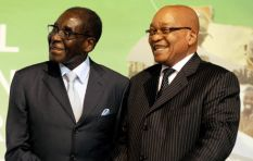 'If Mugabe could be shafted so can Zuma - the view of many in SA'