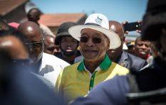 Defiant Andile Lungisa is likely buoyed by Zuma's backing - analyst