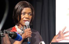 Does new Public Protector believe Madonsela violated the law?