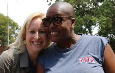 Sam and Gugu bring joy to elders in Soweto