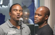 [WATCH] Grammy award-winning group Ladysmith Black Mambazo perform in studio
