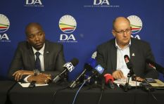 DA insists removal of Athol Trollip is unlawful