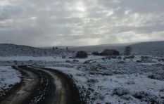 [LISTEN] Taps are freezing in snow-covered Sutherland