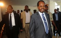 Somalia's new President inaugurated amid tight security