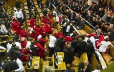 2015 Review: The day EFF flipped the script on Parliament
