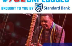 Legendary jazz muso Pops Mohamed in #702Unplugged studio