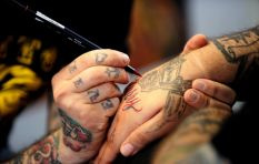 [LISTEN] Who owns the copyright to the tattoo on your body? An explainer
