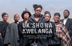 SA gets its first WhatsApp drama series