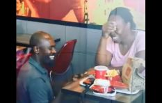 KFC couple asks for time as they deliberate on wedding plans