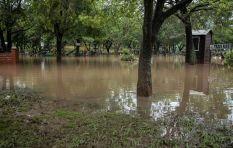 'Centurion was built in a floodplain, that's the problem,' says environmentalist