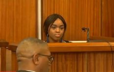 Zondi tells court that she had to 'look happy' in church out of fear for Omotoso