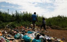 Waste-pickers hand over memorandum to City of Johannesburg