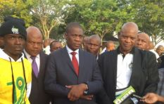 The City will no longer evict Hammanskraal residents, says Paul Mashatile