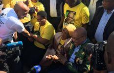 Zuma leads ANC campaign trail in Hammanskraal