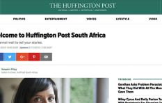 Huffington Post SA doesn't verify identities of bloggers - Editor