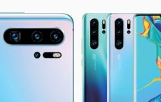 Huawei shows iPhone flames with its new P30 Pro