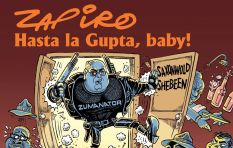 LISTEN:  Cartoonist Zapiro reflects on latest book, taking aim at Zupta cabal