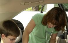 Improve your Life: Children in cars need to be buckled up at all times