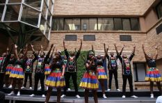 Ndlovu Youth Choir to perform for 67 minutes in fund raising initiative