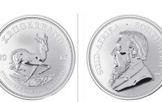 SA Mint to make its first silver Krugerrand