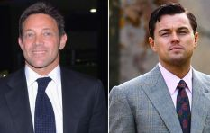 'Real Wolf of Wall Street' Jordan Belfort on sex, drugs and starting over