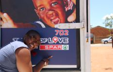 702 Truck of Love with Spar visits Kagiso