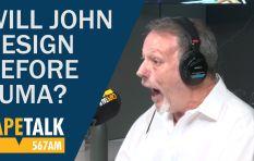 [WATCH] I will resign if Zuma wins vote of no confidence declares John Maytham!