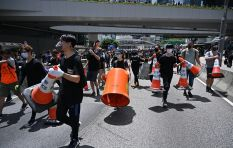 Mulan actress wades into Hong Kong-protests row