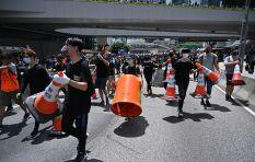 Mulan actress wades into Hong Kong-protests row