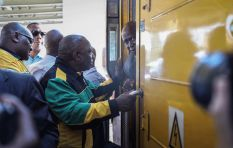 Prasa explains: 'The president's train ride started on a bad day'