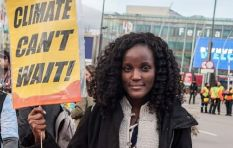 Ugandan climate activist accuses media of racism after Davos photo crop