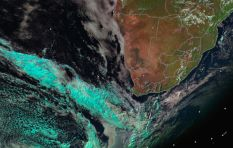 Heavy rains heading for Cape Town late Sunday night