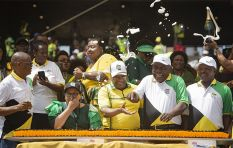 'The economy is the anchor of the ANC manifesto'