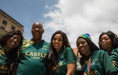 Go Bokke! Messages and songs of support flood social media ahead of RWC final