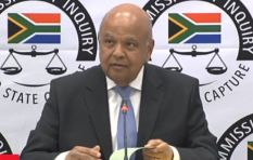 Moyane and Abrahams intend cross-examining Gordhan's state capture testimony
