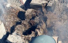 'I probably wouldn't be here' - US man describes his near miss with 9/11 attacks